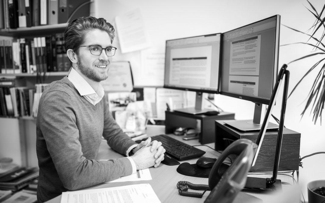 Pro práci v mezinárodní advokátní kanceláři je nejdůležitější první krok – poslat životopis